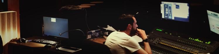 Paolo @ Zero dB Studios